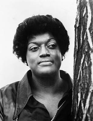 1980s Portraits Photograph - Opera Singer Jessye Norman, C. 1982 by Everett