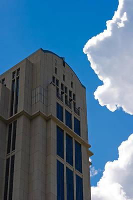 Photograph - Orange County Courthouse Bldg by Ed Gleichman