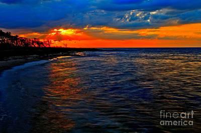 Photograph - Orange Glow by Adam Jewell