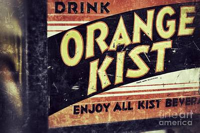 Photograph - Orange Kist by Traci Cottingham