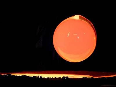 Photograph - Orb by Ed Lukas