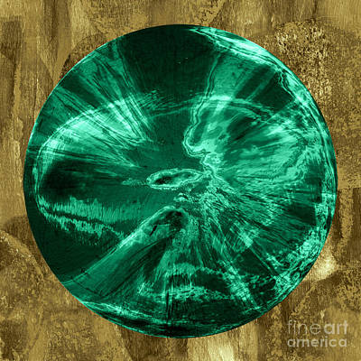 Dave Digital Art - Orb Number Three by David Gordon
