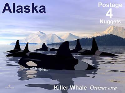 Orca Postage Original