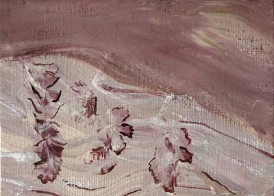 Orchid River Art Print
