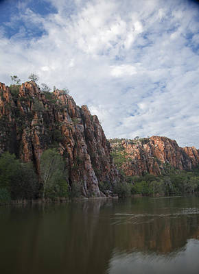 Photograph - Ord River by Carole Hinding