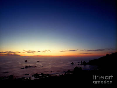 Photograph - Oregon - Cape Ferrelo 1 by Terry Elniski