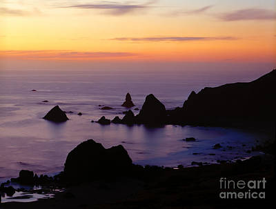 Photograph - Oregon - Cape Ferrelo 2 by Terry Elniski
