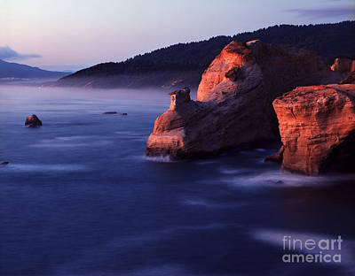 Photograph - Oregon - Cape Kiwanda 3 by Terry Elniski