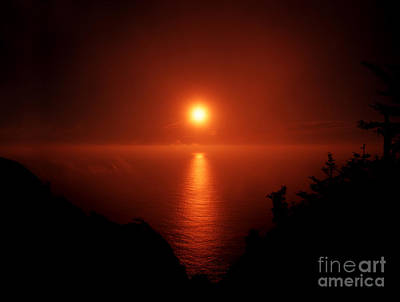 Photograph - Oregon - Cape Sebastian 3 by Terry Elniski