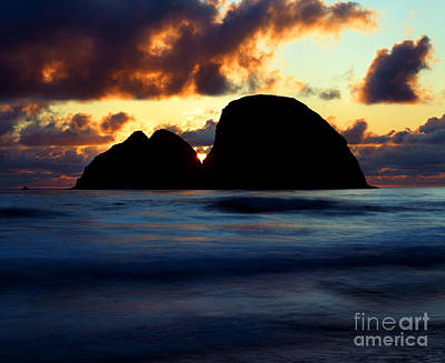 Photograph - Oregon - Oceanside by Terry Elniski