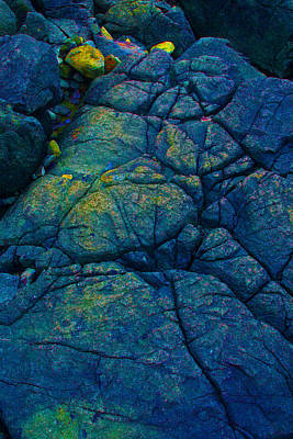 Photograph - Oregon  Coast  Shorerocks -   2 by William Meemken