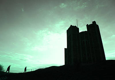 Art Print featuring the photograph Orford Castle by David Harding