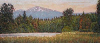 Painting - Original Carolina Clearing by Michael Story