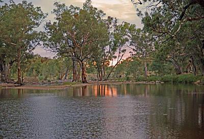Australia Photograph - Ormiston by James Mcinnes