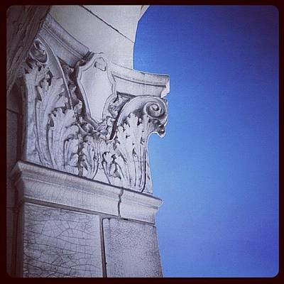 Politicians Wall Art - Photograph - Ornate Marble by Thomas Jefferson Tower
