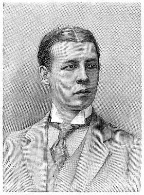 O.s. Campbell, 1891 Art Print by Granger