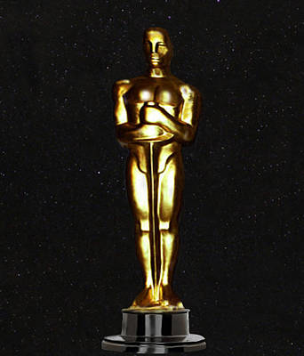 Digital Art - Oscars  by Eric Kempson