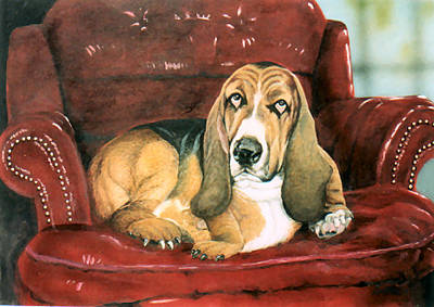 Painting - Otis  Sold by Jack Bolin