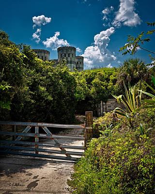 Photograph - Ottis Castle by Christopher Holmes