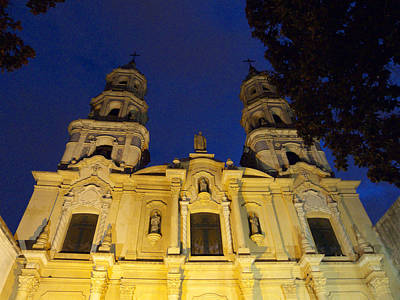 Holmberg Photograph - Our Lady Of Belem by Norm Holmberg