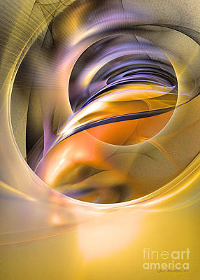Digital Art - Out Of Lethargy - Abstract Art by Sipo Liimatainen