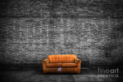 Photograph - Outdoor Lounge by Yhun Suarez