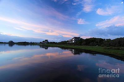 Photograph - Outer Banks Sunrise by Adam Jewell