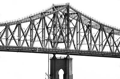 Photograph - Outerbridge Crossing by Steven Richman