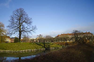 Rosenborg Photograph - Outside Rosenborg by YL Tan