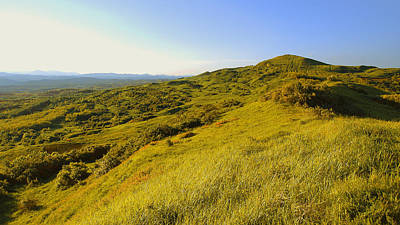 Photograph - Over The Hills by Bogdan M Nicolae