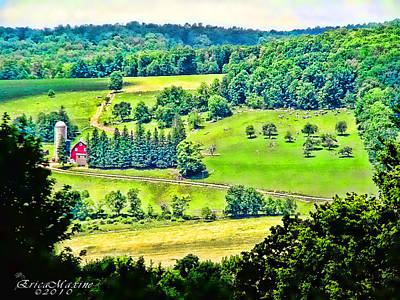 Photograph - Over Yonder by Ericamaxine Price