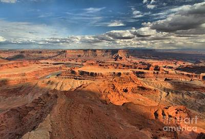 Photograph - Overlooking Dead Horse Point by Adam Jewell