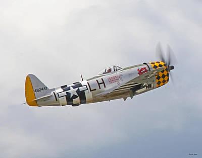 P-47 01 Art Print