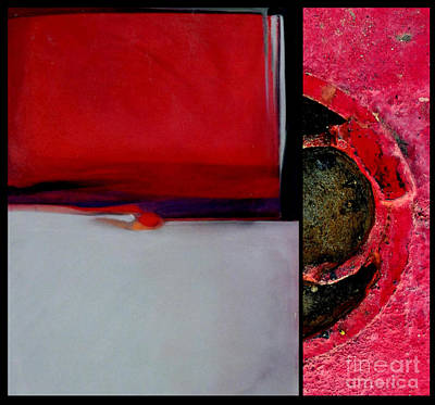 Abstract Expressionism Photograph - p HOTography 68 by Marlene Burns