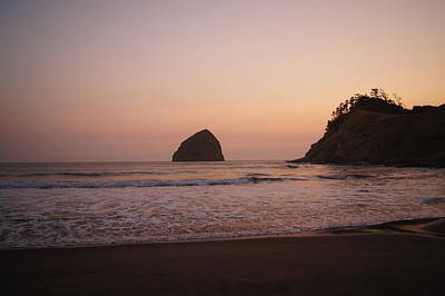 Photograph - Pacific City Oregon by Angi Parks