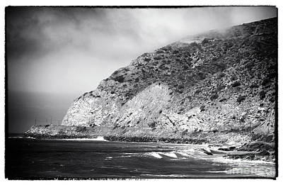 Photograph - Pacific Coast Highway View by John Rizzuto