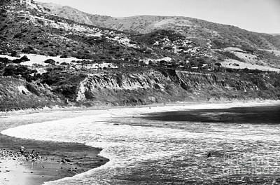 Photograph - Pacific Coast Hills by John Rizzuto