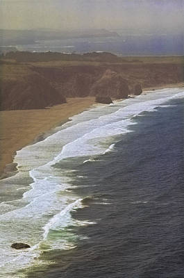 Photograph - Pacific Coast by Mark Greenberg