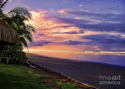 Photograph - Pacific Sunrise by Julia Springer