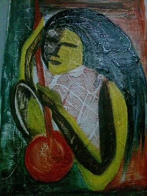 Pacificm Art Print by Anumehaa Jaiin