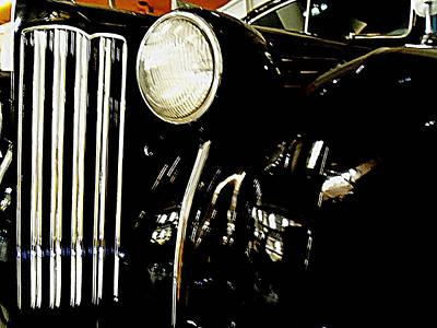 Photograph - Packard 1 by Randall Weidner