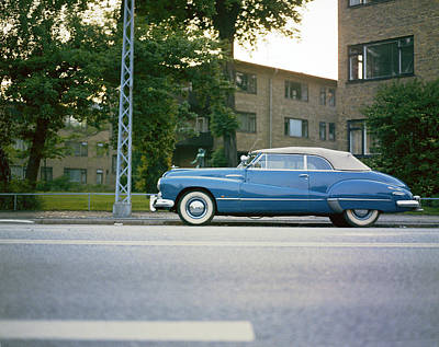 Photograph - Packard Ragtop by Jan W Faul