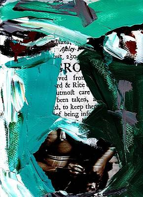 Racism Mixed Media - Pain And Privilege Number Five by Harold Smith