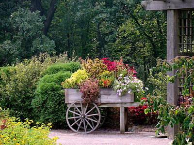 Paint Your Wagon Original by Rosanne Jordan