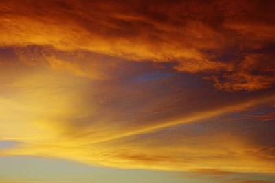 Photograph - Painted Skies by Bruce Bley