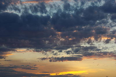 Photograph - Painted Sky 2 by Robyn Stacey
