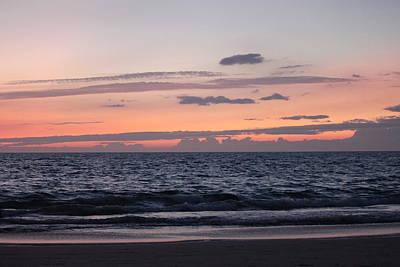 Hawaii Photograph - Painted Sky by Caroline Lomeli