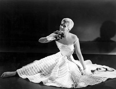 1957 Movies Photograph - Pal Joey, Kim Novak, 1957 by Everett