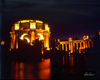 Photograph - Palace Of Fine Arts by Diana Haronis