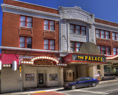 Photograph - Palace Theater by Coby Cooper